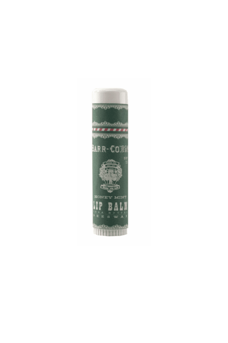 Barr-Co. Lip Balm - Honey Mint