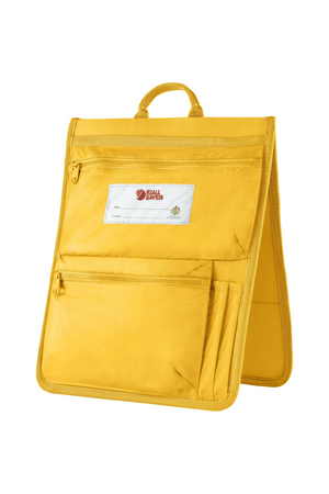 Kanken Organizer - Warm Yellow