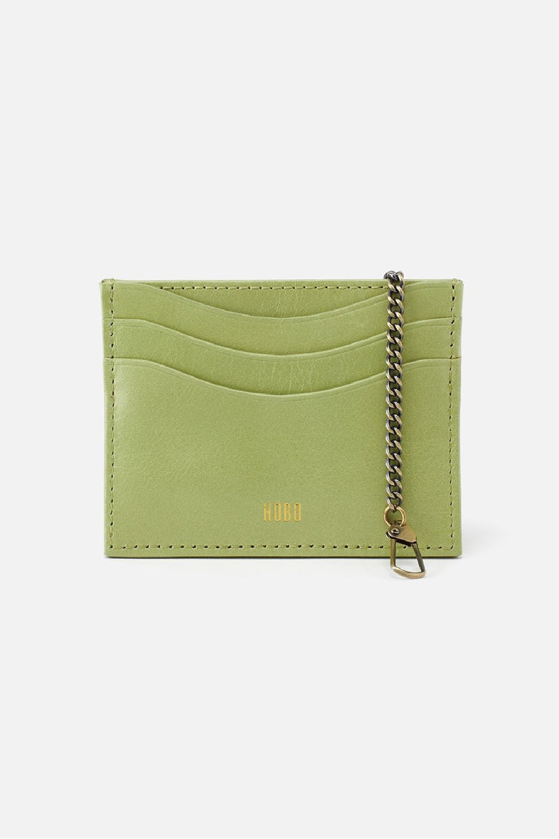 Hobo Max Credit Card Holder - Seamist
