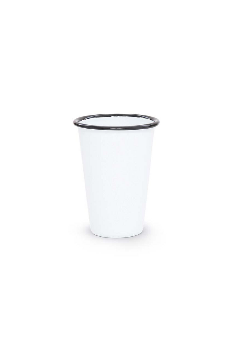 Crow Canyon Tumbler 14oz - Black & White