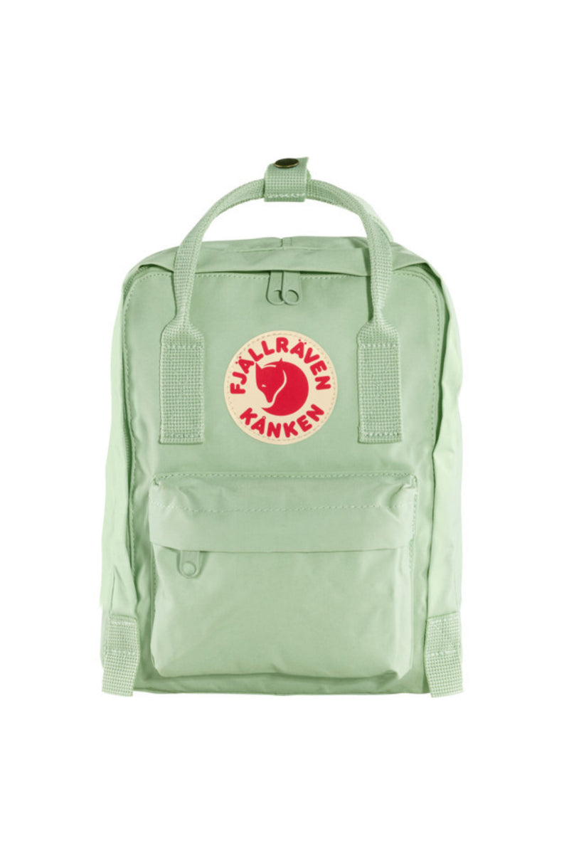 Fjällräven Kånken Mini Backpack - Mint Green