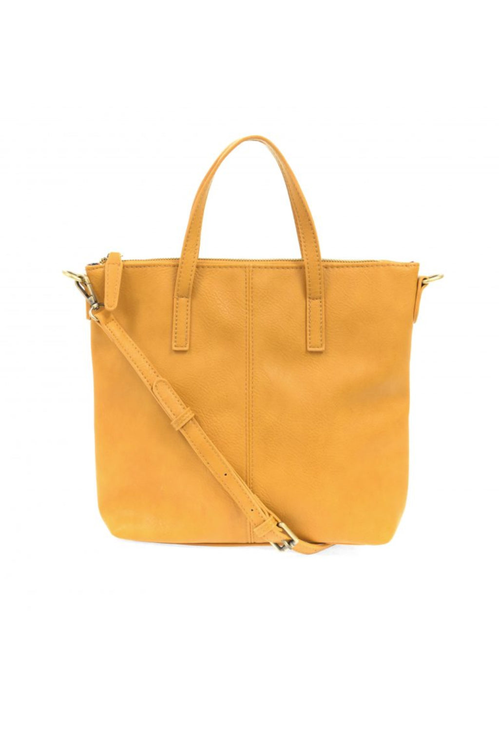 Joy Susan Kim Top Zip Tote - Amber