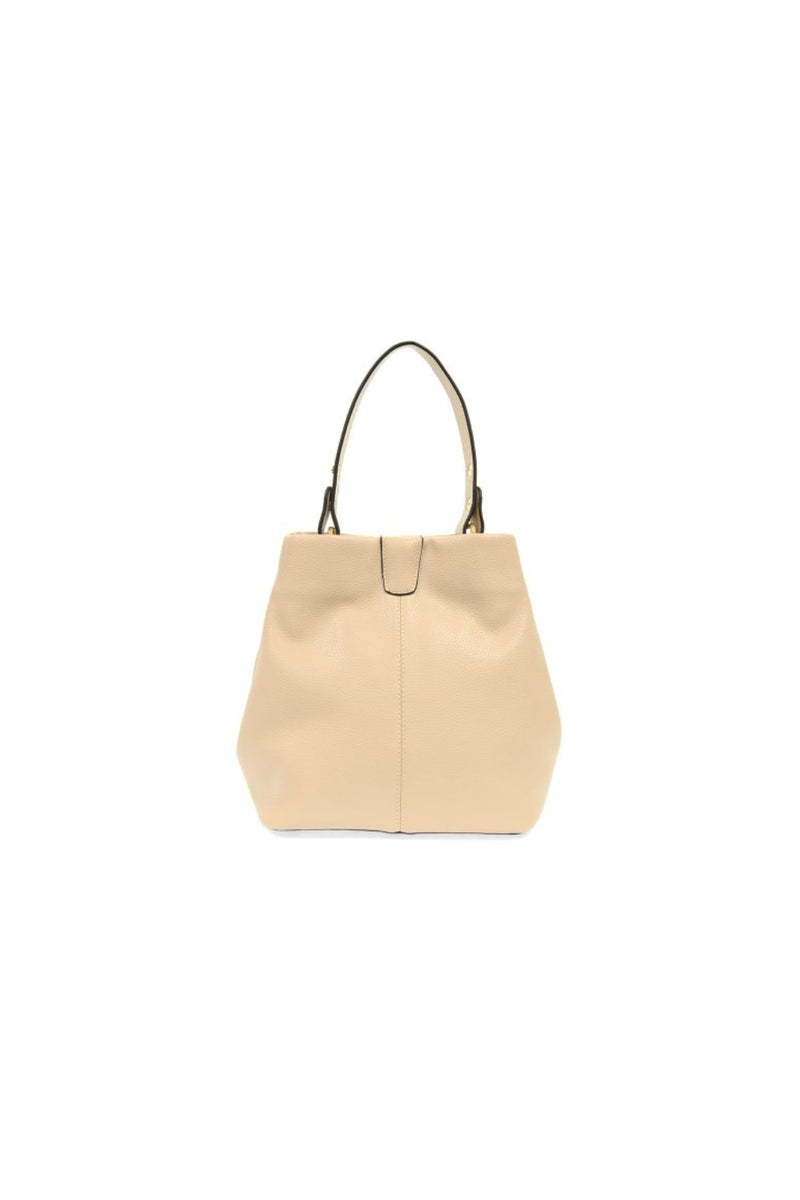 Joy Susan Ava Convertible Shoulder Bag - Ivory