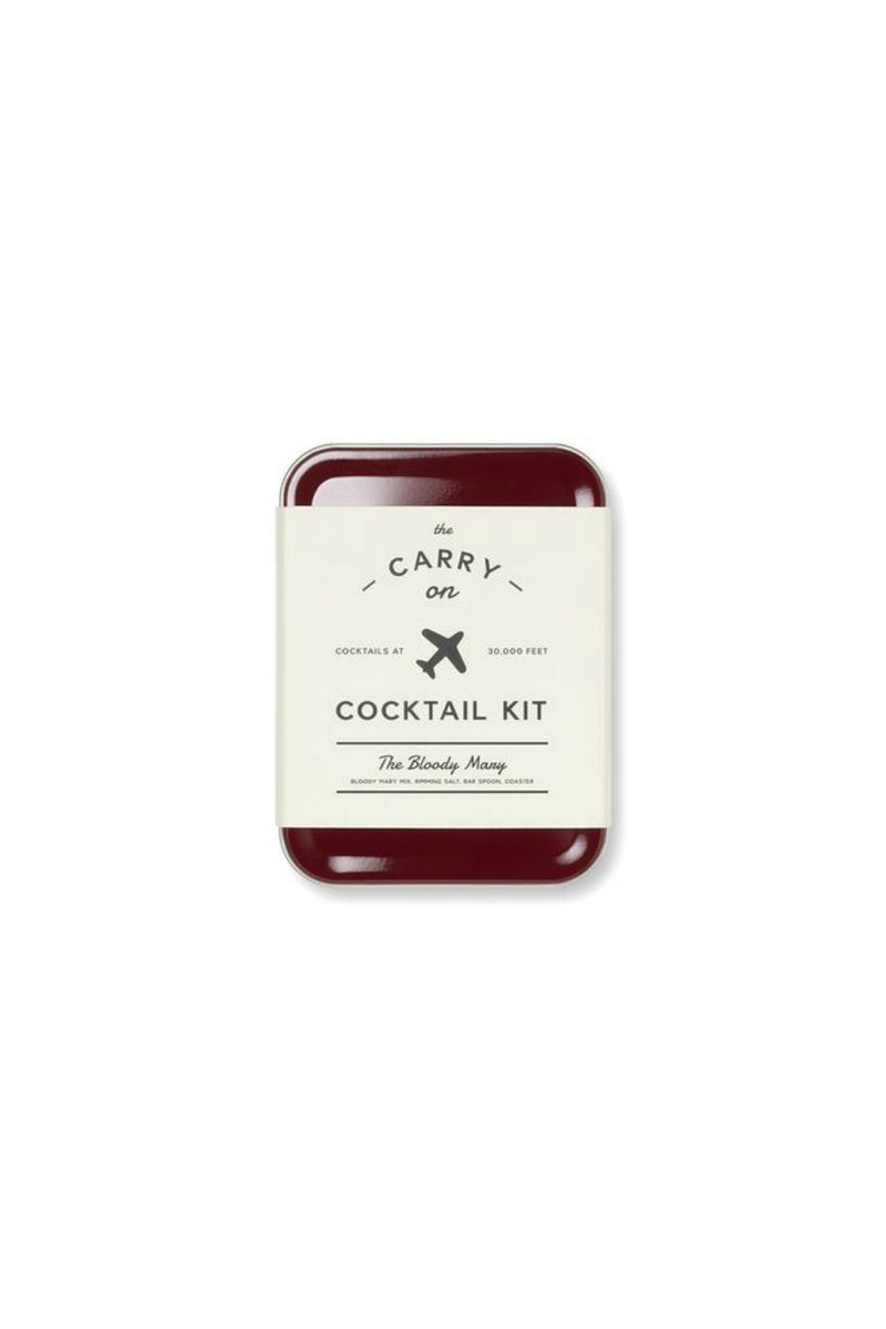 W&P Carry On Cocktail Kit - Bloody Mary