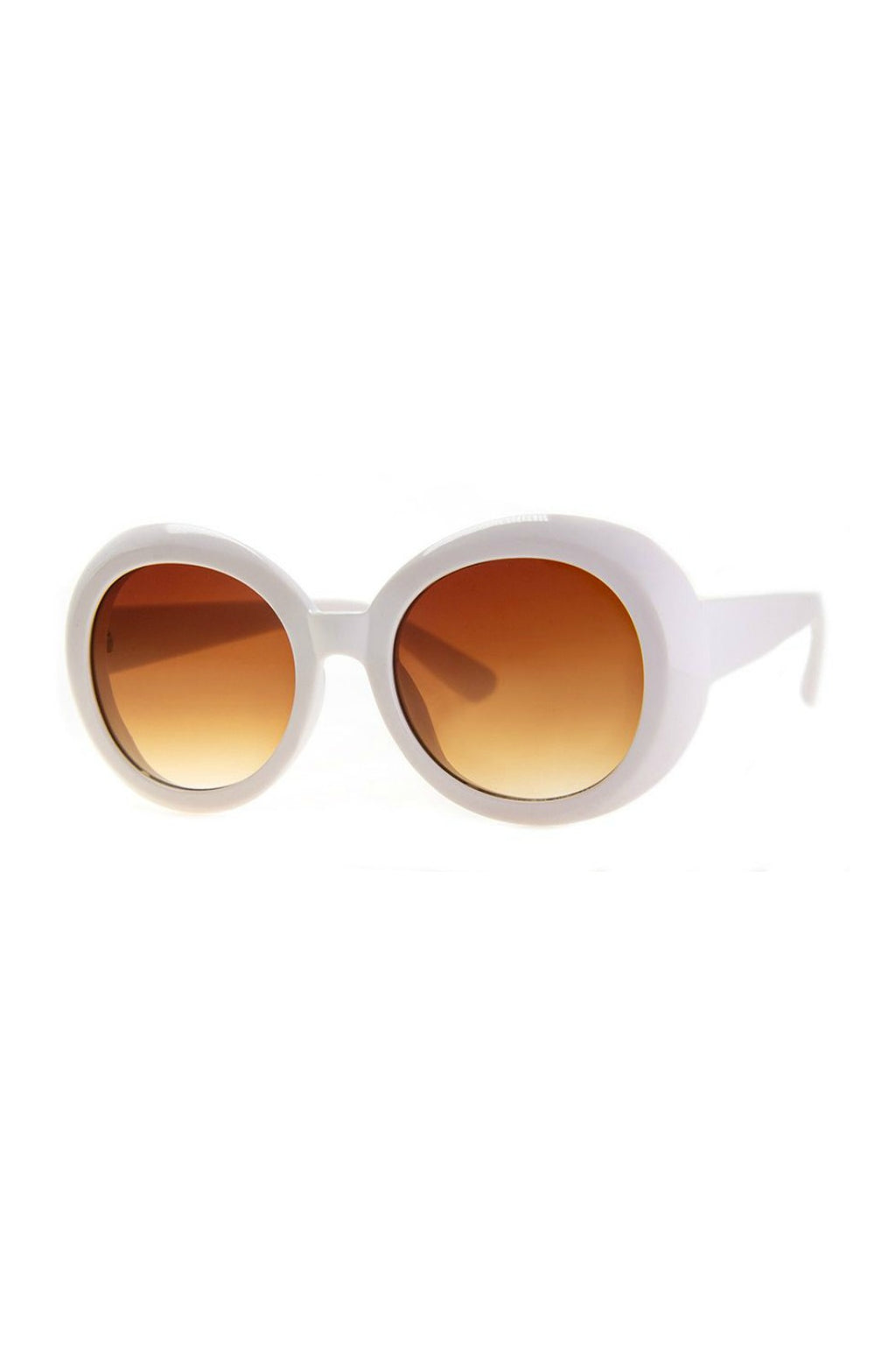 Borge Sunnies - White