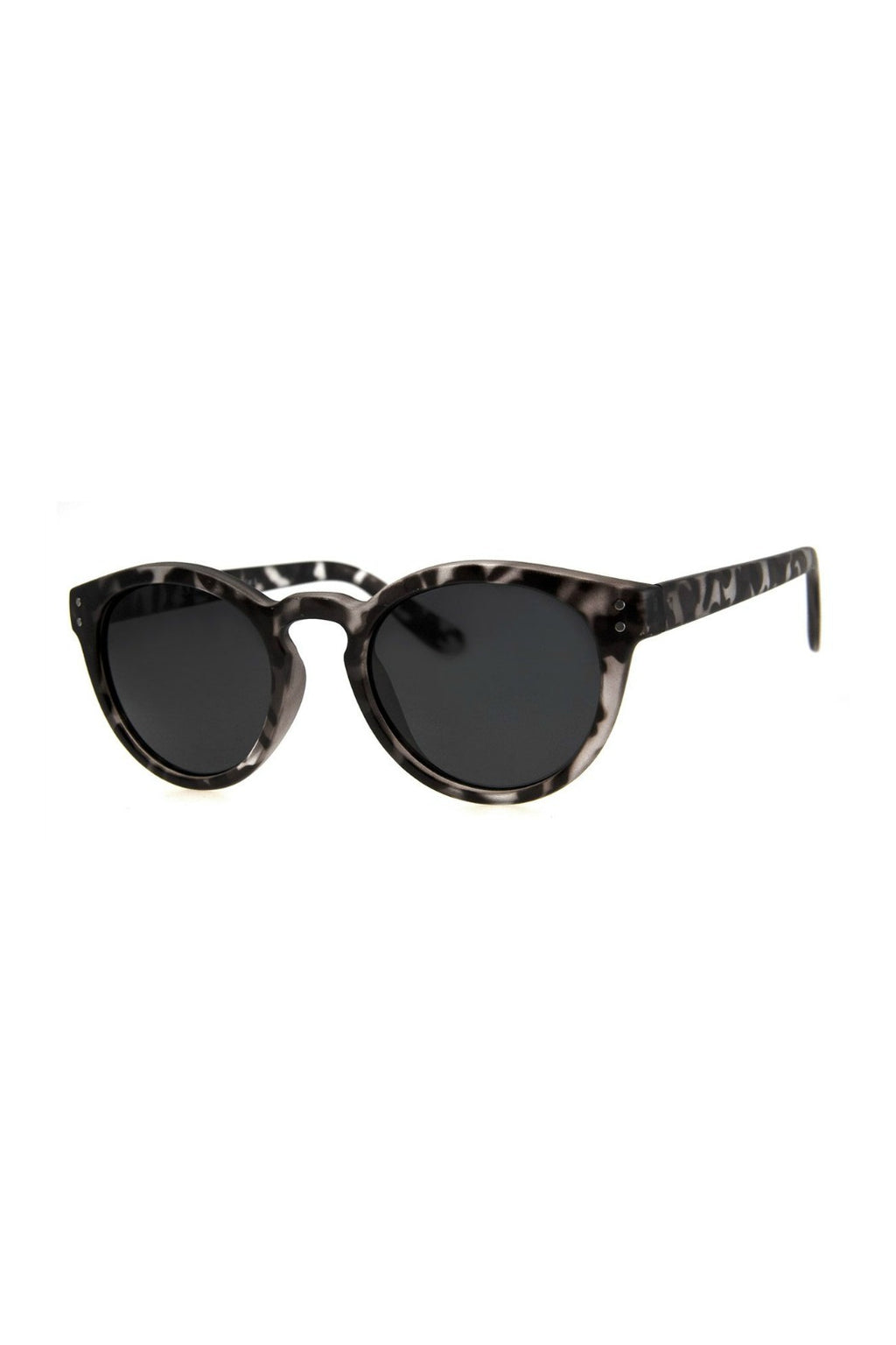Broker Sunnies - Grey Tort