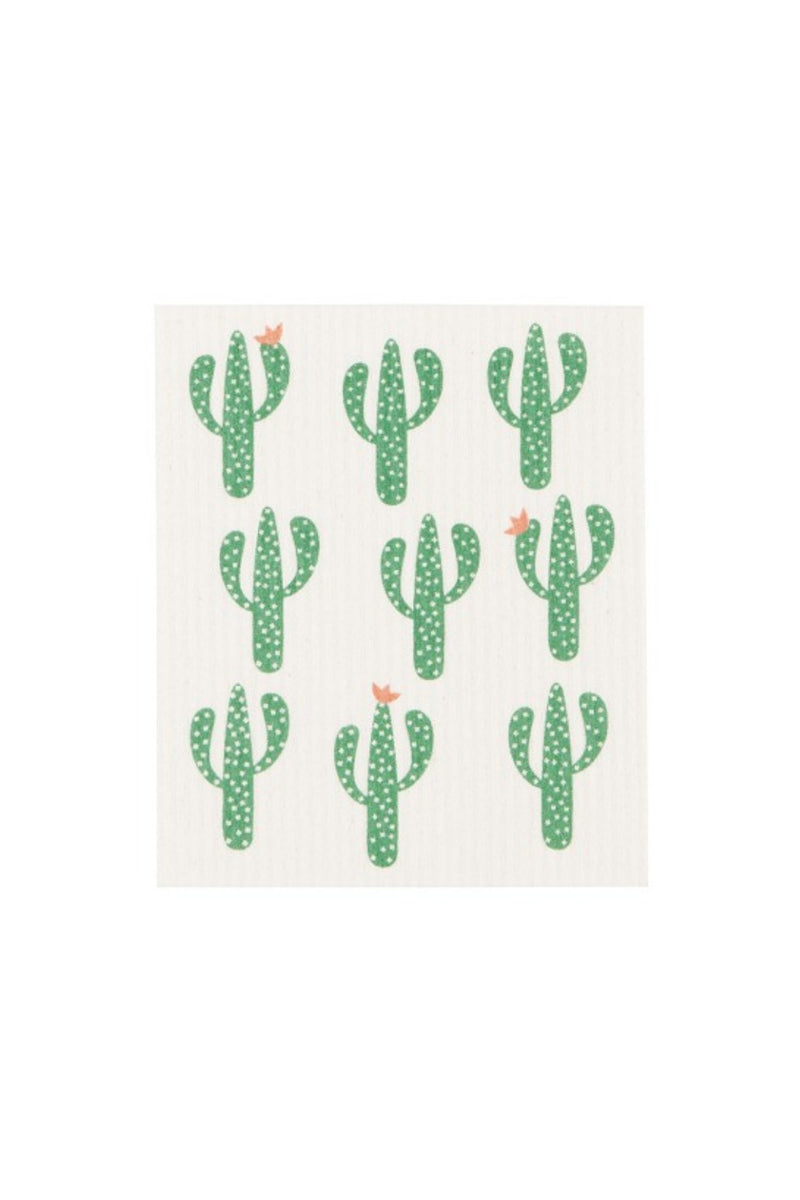 Now Designs Swedish Dishcloth - Cacti