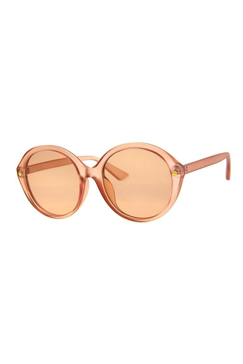 Cape May Sunnies - Matte Pink