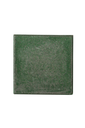 Bloomingville Cement Coaster Set - Green