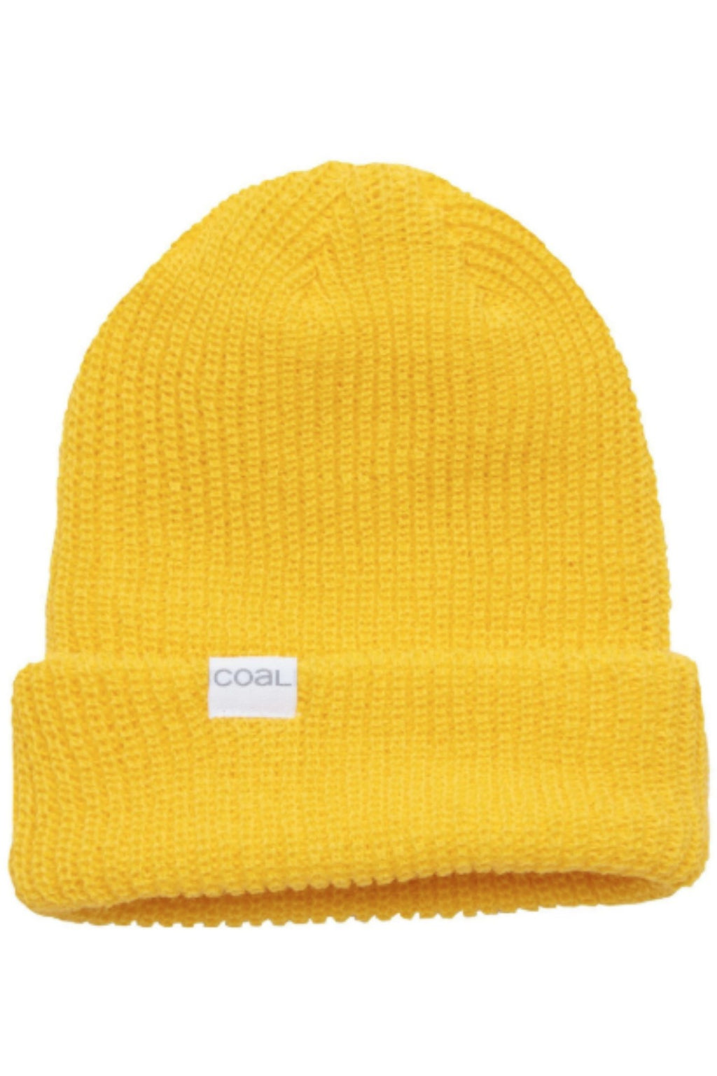 Coal Stanley Beanie - Yellow