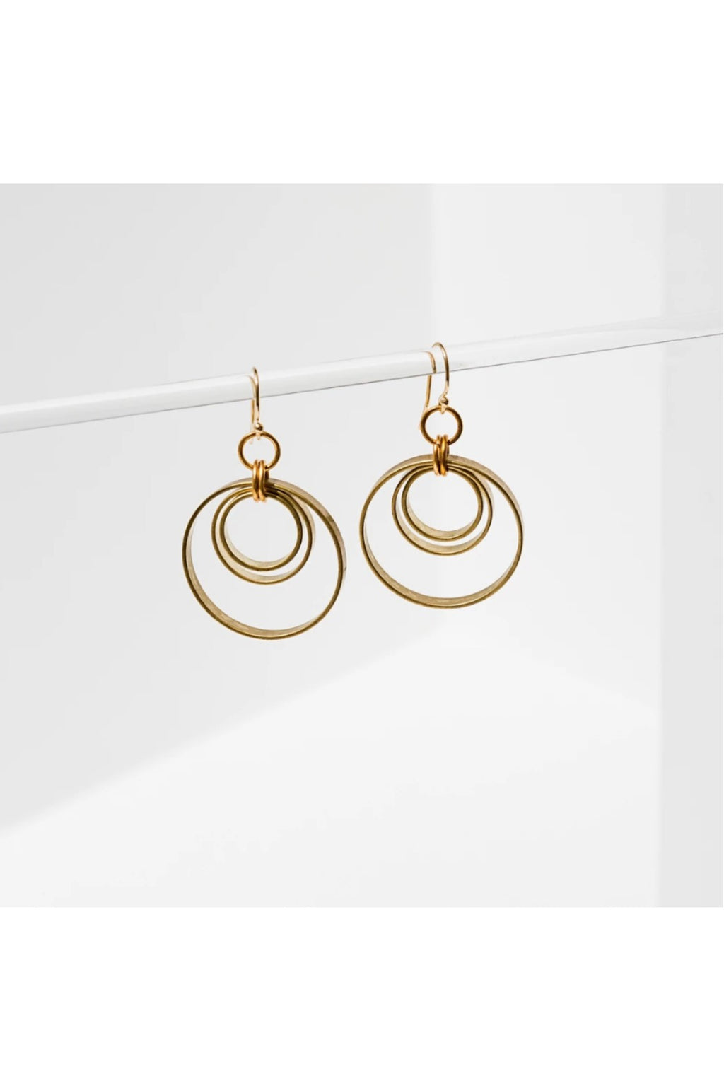 Larissa Loden Concentric Circle Earrings