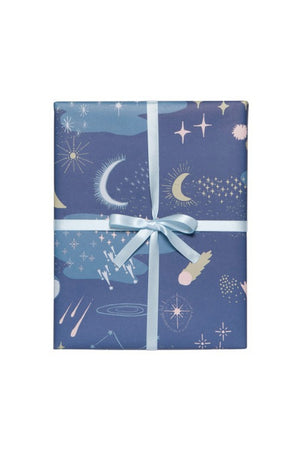 Now Designs Gift Wrap - Cosmic