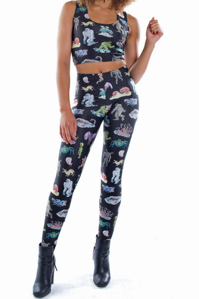 The Cryptids Legging