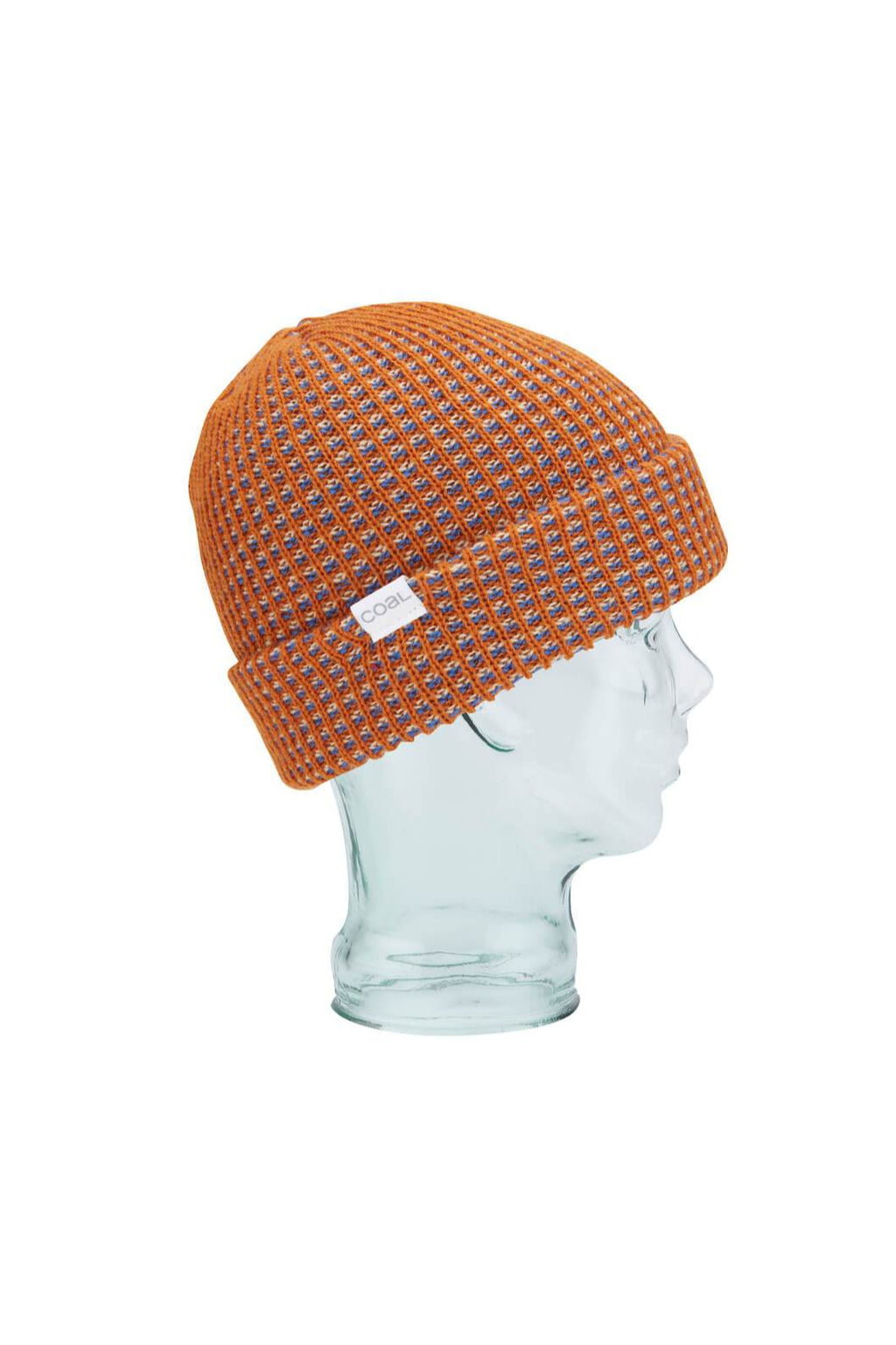 Coal Davey Beanie in Burnt Orange