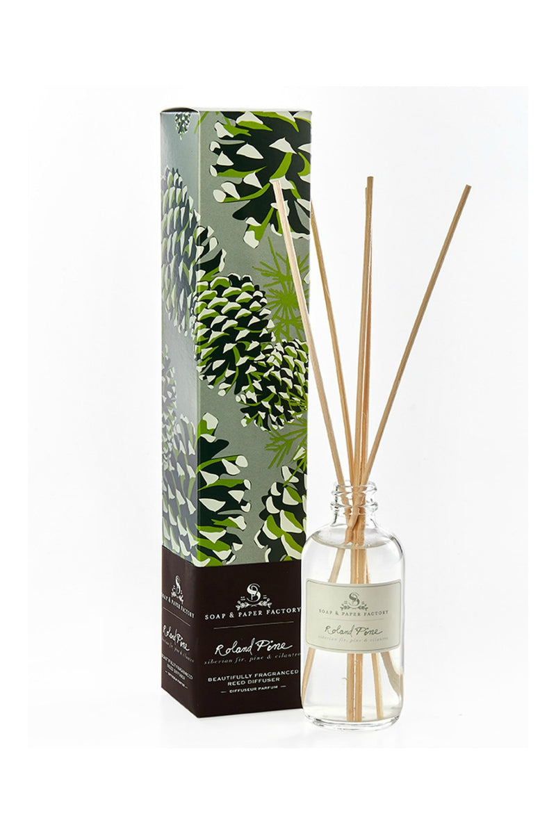 The Soap & Paper Factory -  Roland Pine Room Diffuser