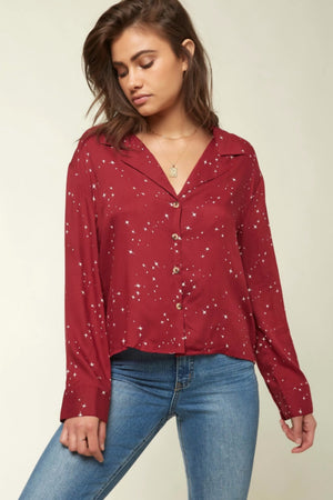 O'Neill Drake Long Sleeve Top