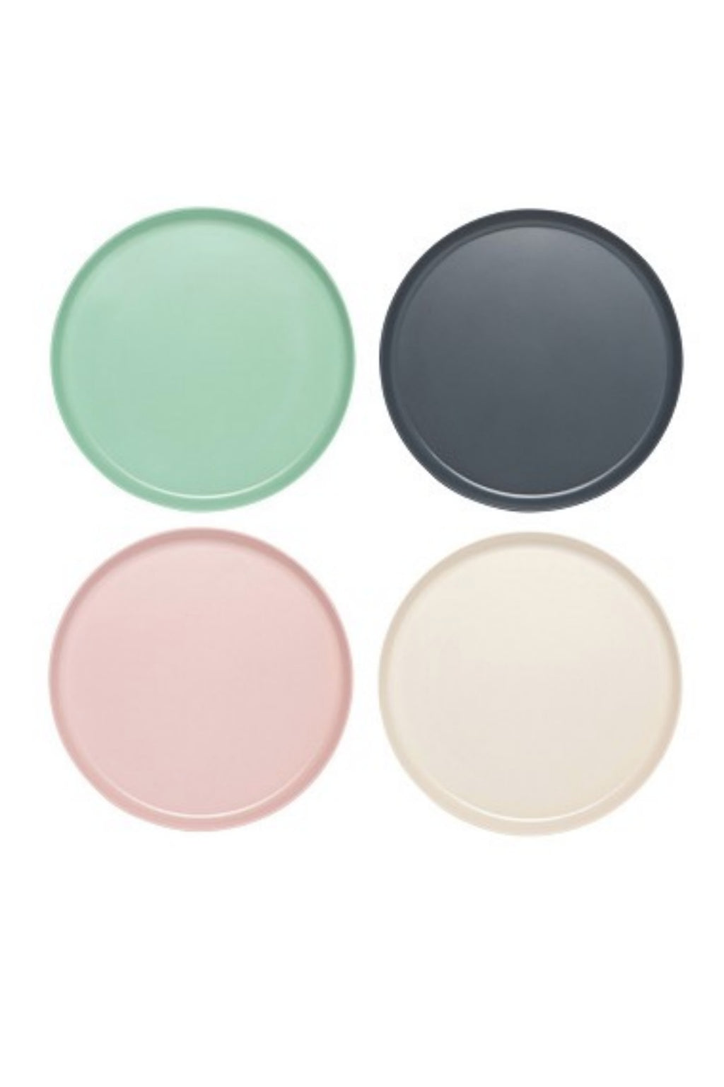 Now Designs Ecologie Dinner Plates - Set of 4
