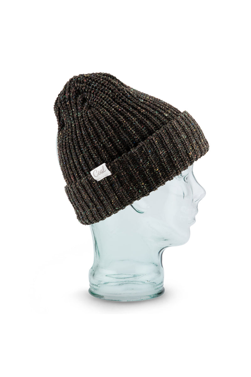 Coal Edith Beanie in Black