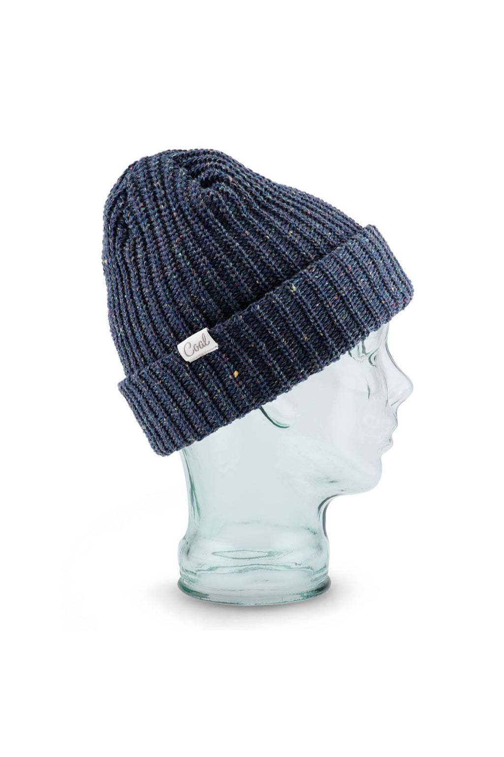 Coal Edith Beanie in Navy