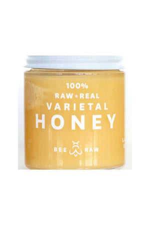 Bee Raw Honey 5.4oz Jar - Florida Orange Blossom