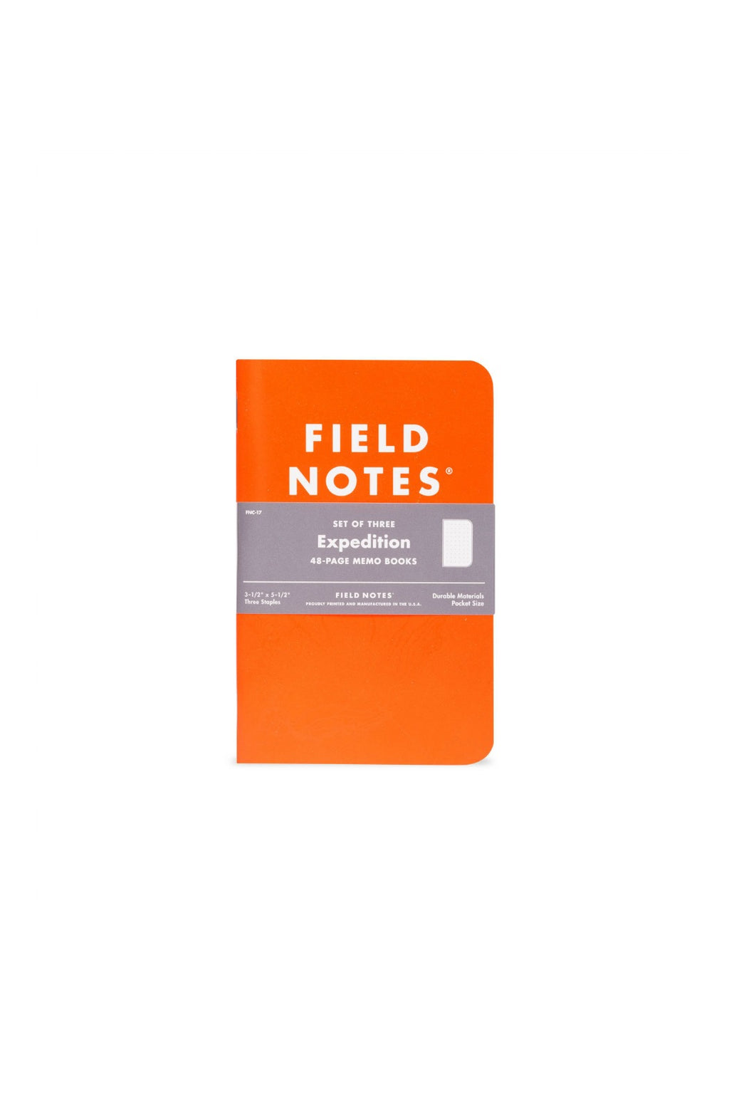 Field Notes Expedition - Set of 3
