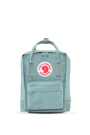 Fjällräven Kånken Mini Backpack in Sky Blue