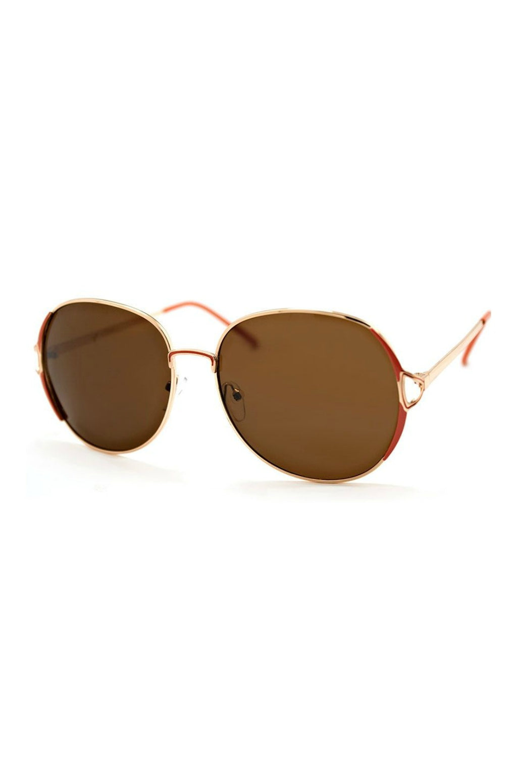 Fountain Sunnies - Coral Pink