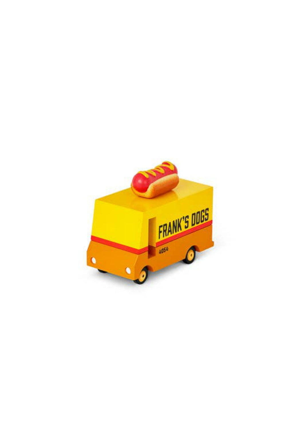 Candylab Toys Hot Dog Van