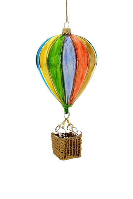 Cody Foster Hot Air Balloon Ornament