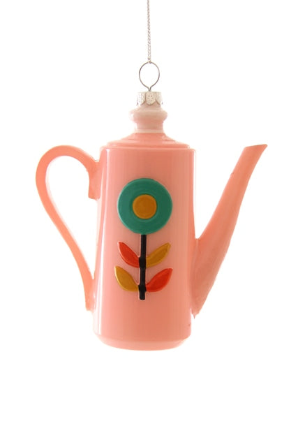 Cody Foster Vintage Coffee Pot Ornament