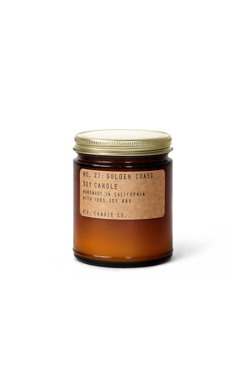 P. F. Candle Co. Mini Soy Candle - Golden Coast