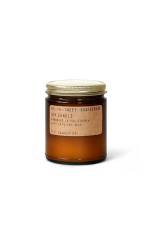 P. F. Candle Co. Mini Soy Candle - Sweet Grapefruit