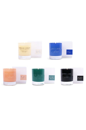 Paddywax Statement Collection - Salt & Sage