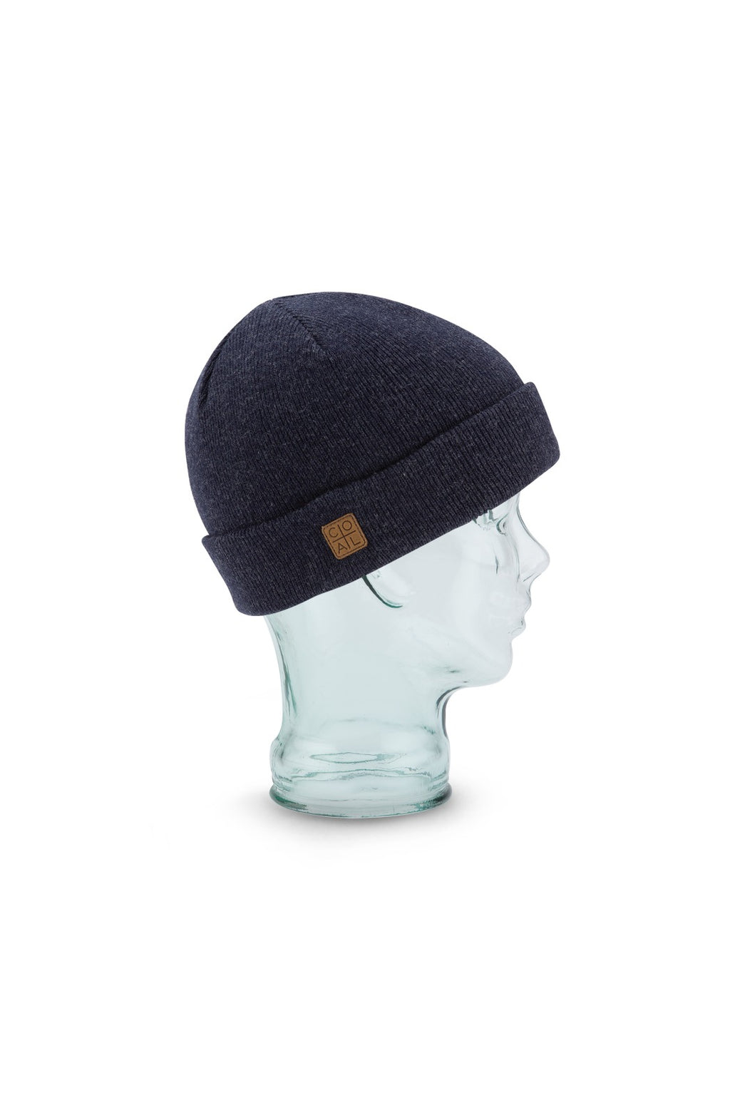 Coal Harbor Beanie - Heather Navy