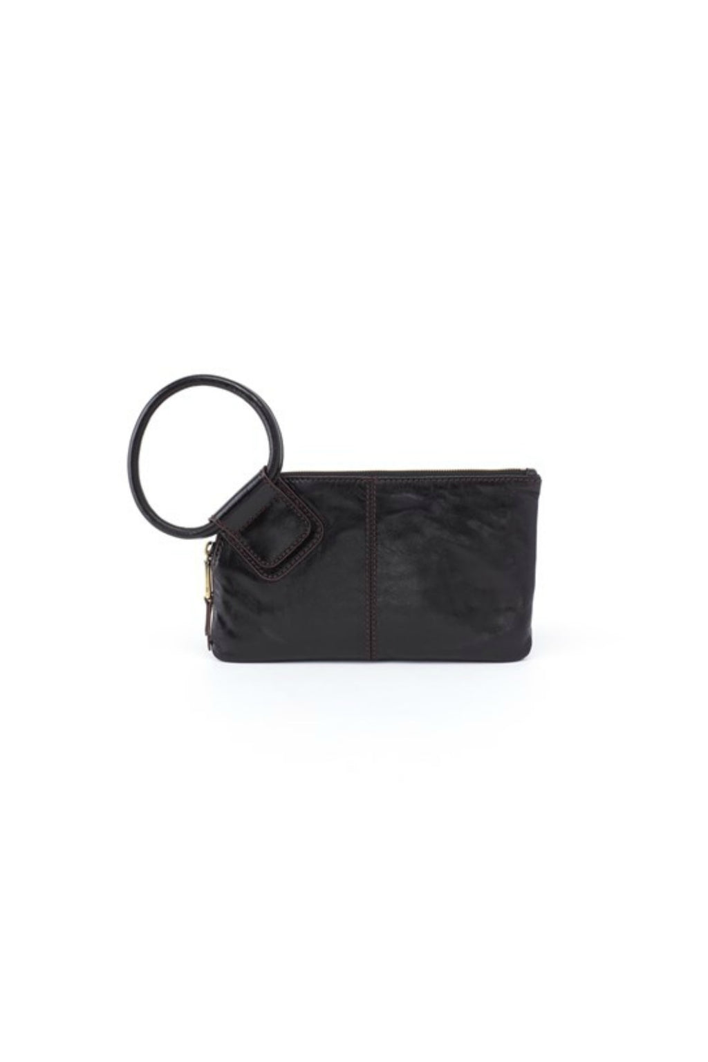 Hobo Sable Wristlet - Black