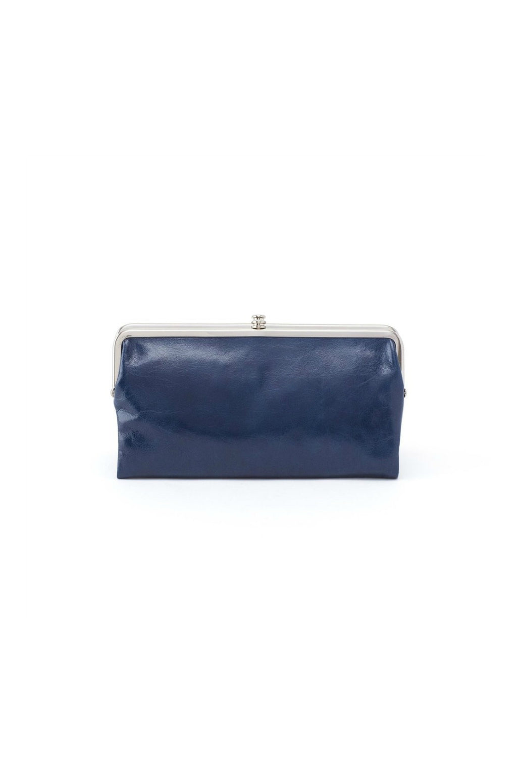 Hobo Lauren Wallet in Indigo