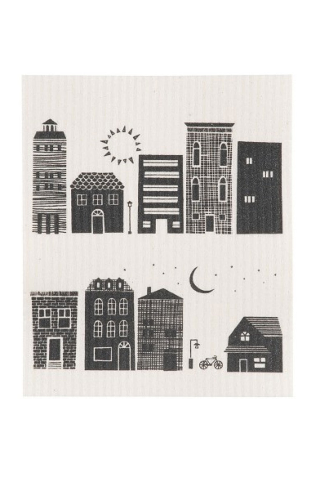 Now Designs Swedish Dishcloth - Hometown