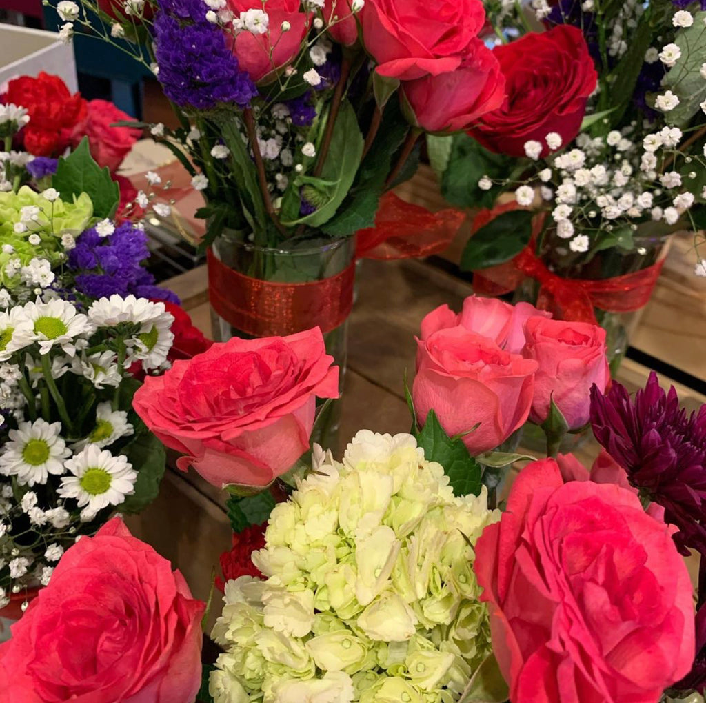 Pre-Book Valentine's Day Arrangement