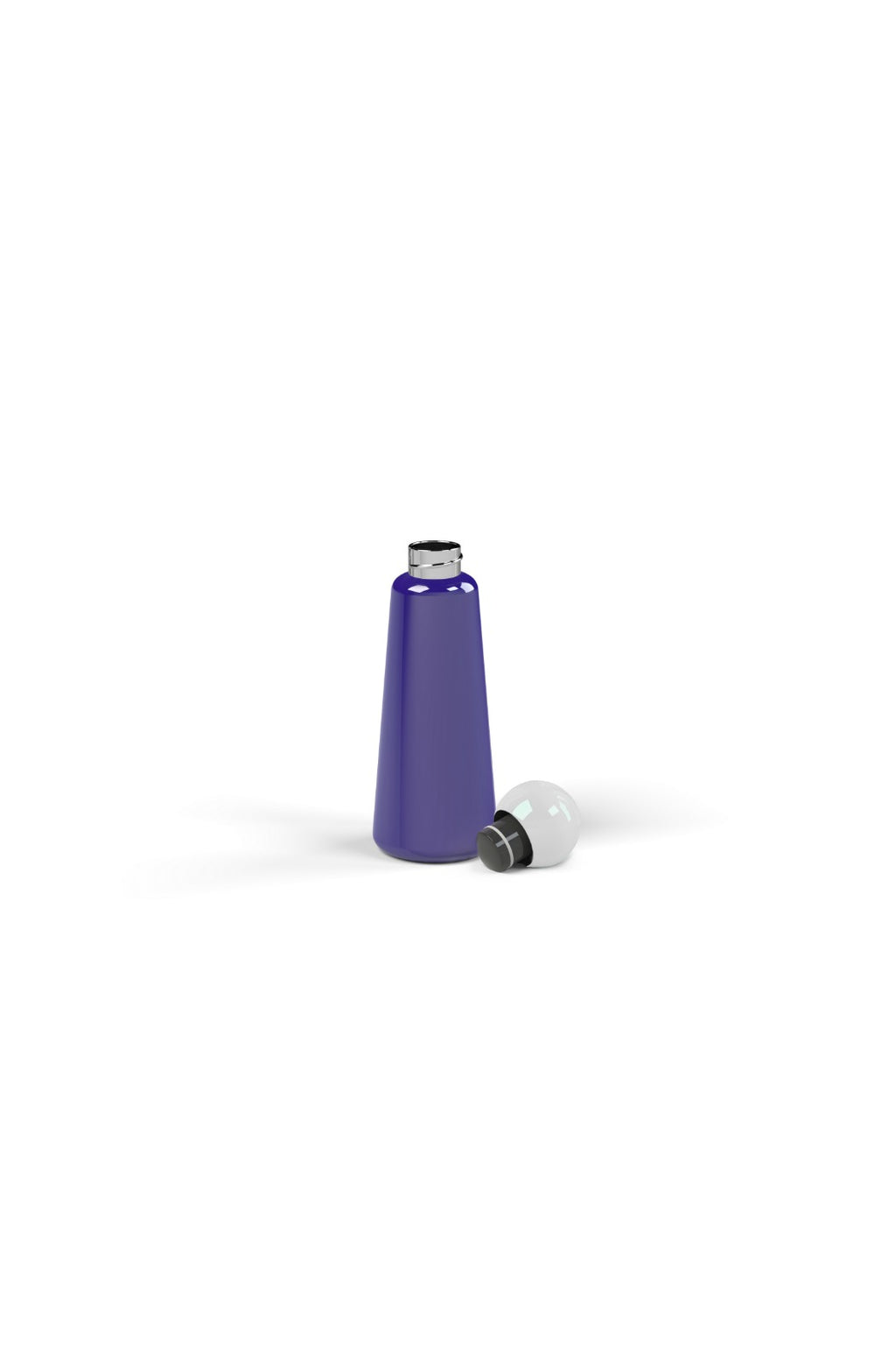 Lund London Skittle Bottle - Indigo