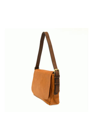 The Jane Purse - Honey/Coffee