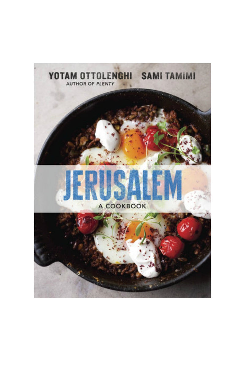 Random House Jerusalem: A Cookbook by Yotam Ottolenghi & Sami Tamimi