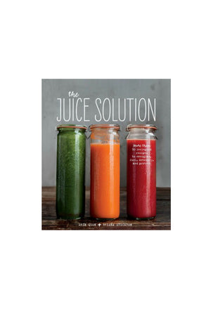 The Juice Solution by Erin Quon and Briana Stockton