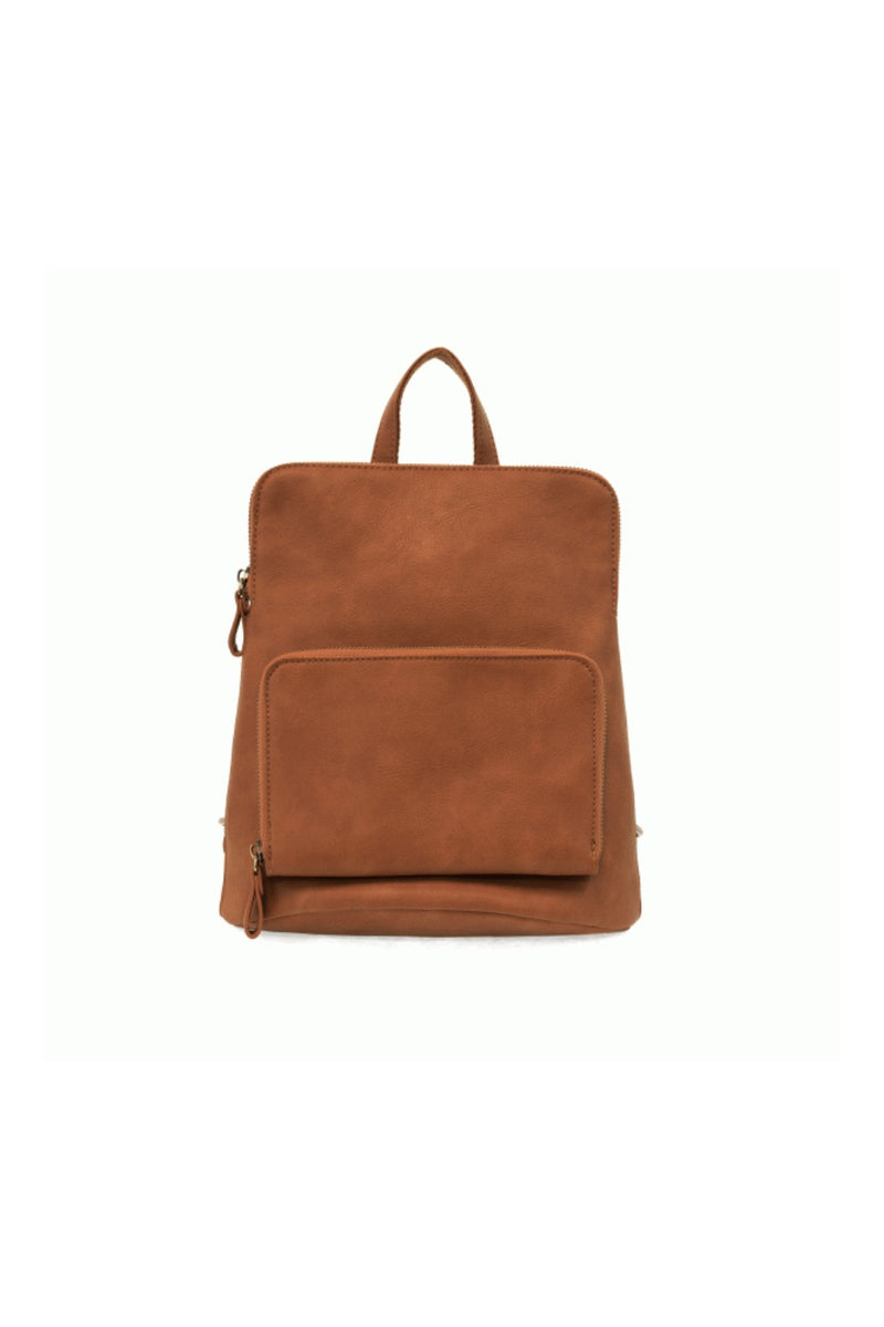 Joy Susan Julia Mini Backpack - Saddle