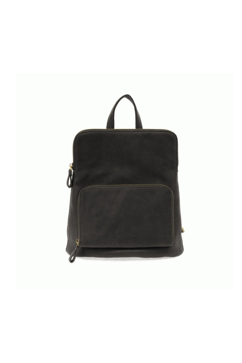 Joy Susan Julia Mini Backpack - Black