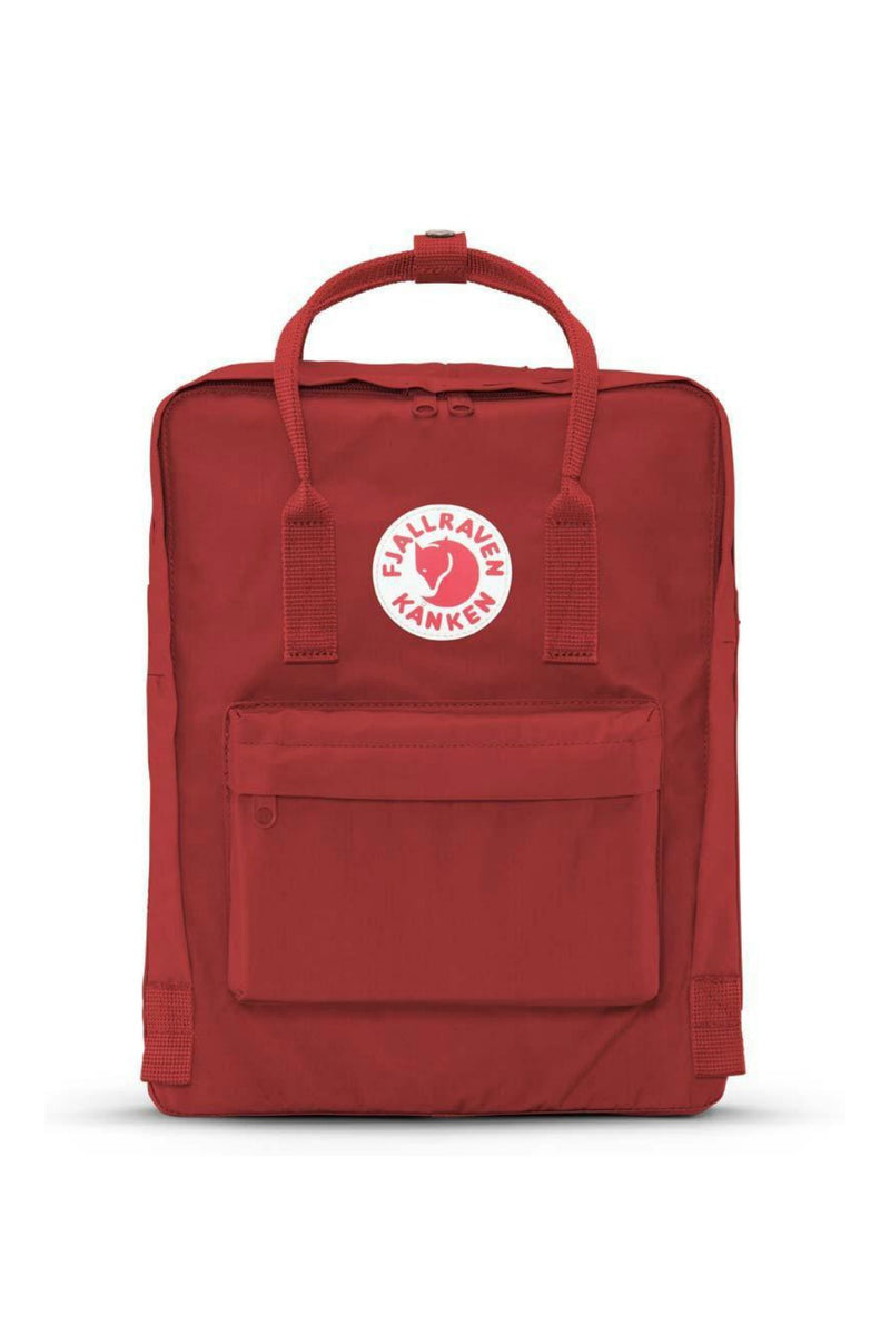 Fjällräven Kånken Backpack in Deep Red