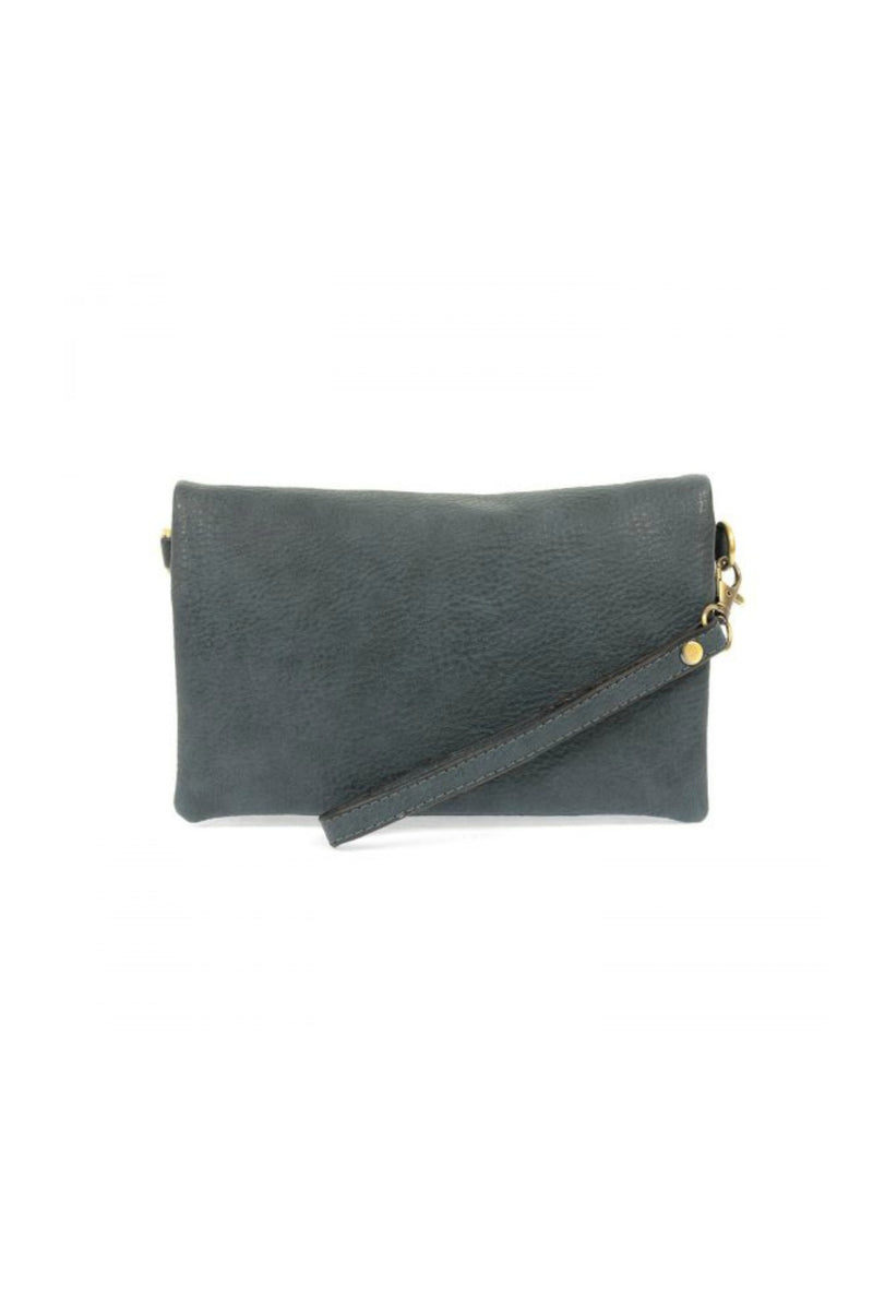 Joy Susan Kate Crossbody Clutch - Dark Chambray