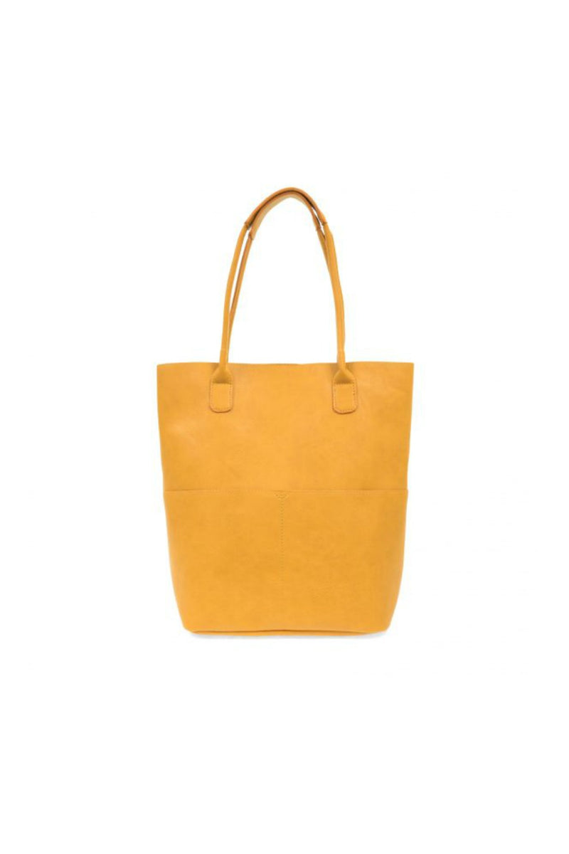 Joy Susan Kelly Front Pocket Tote - Amber
