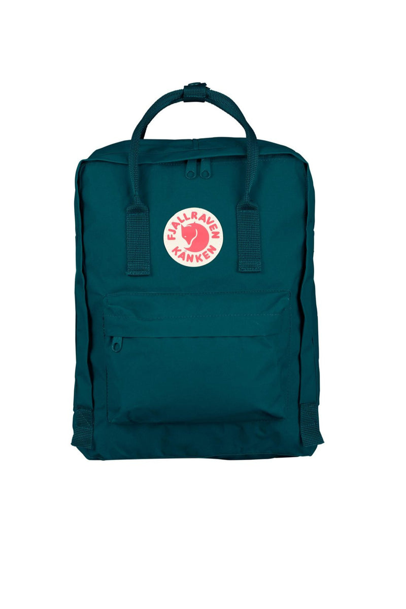 Fjällräven Kånken Backpack in Glacier Green