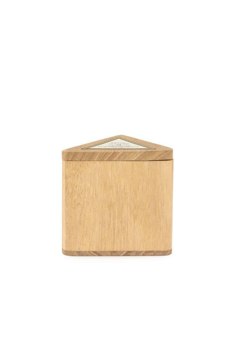 Paddywax Mini Woods Candle - Leather & Oak