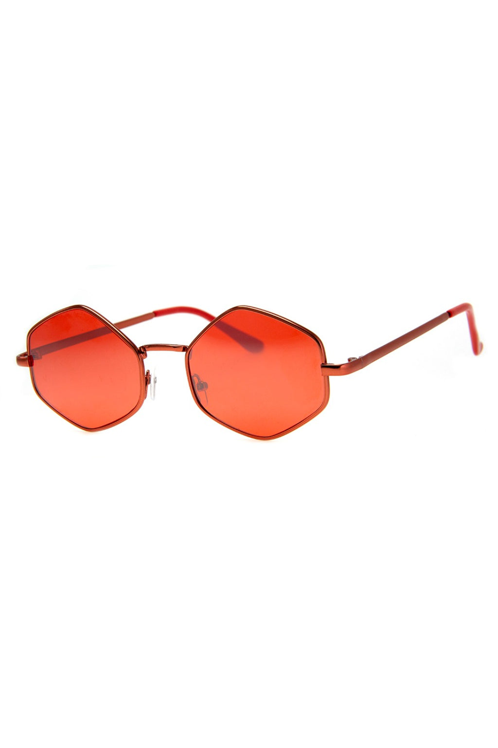 Lit Sunnies - Matte Red